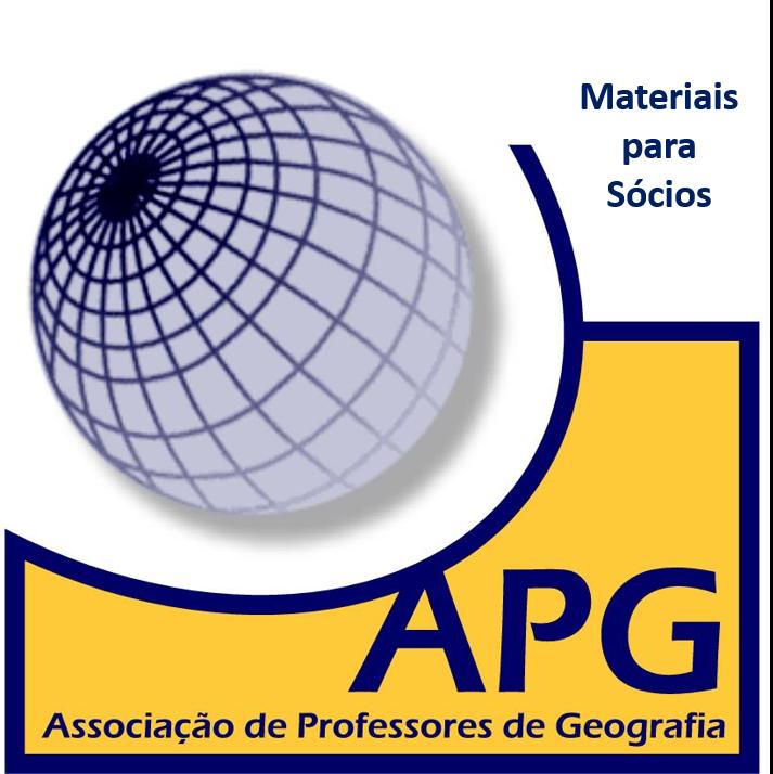 Course Image Materiais e recursos geográficos /por temática